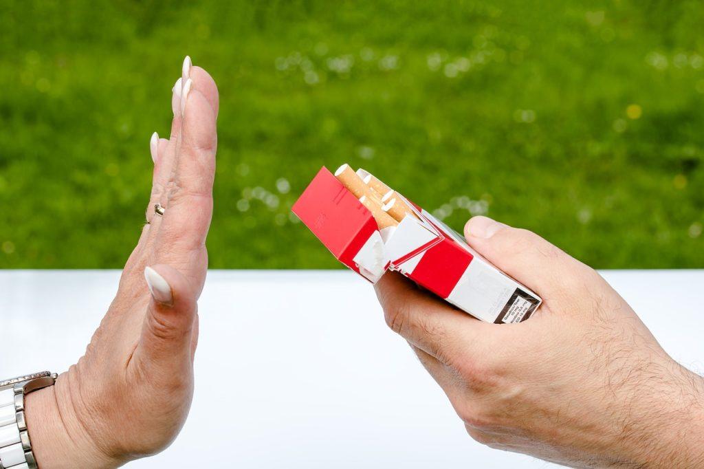 Άρνηση σε τσιγάρο - Διακοπή καπνίσματος